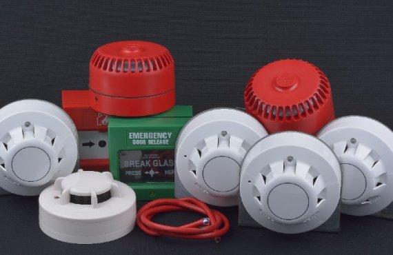Fire Alarms Bingley